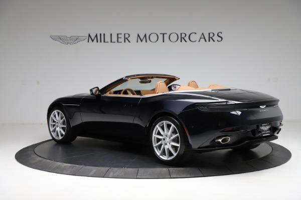 New 2021 Aston Martin DB11 Volante for sale $265,186 at Maserati of Greenwich in Greenwich CT 06830 3