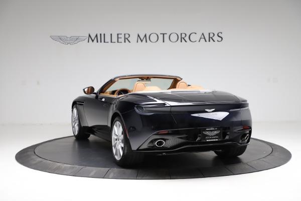 New 2021 Aston Martin DB11 Volante for sale $265,186 at Maserati of Greenwich in Greenwich CT 06830 4