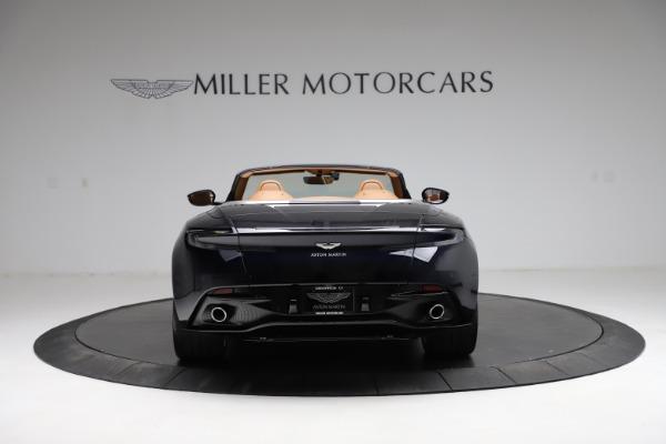 New 2021 Aston Martin DB11 Volante for sale $265,186 at Maserati of Greenwich in Greenwich CT 06830 5