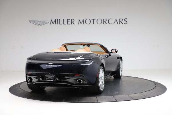 New 2021 Aston Martin DB11 Volante for sale $265,186 at Maserati of Greenwich in Greenwich CT 06830 6