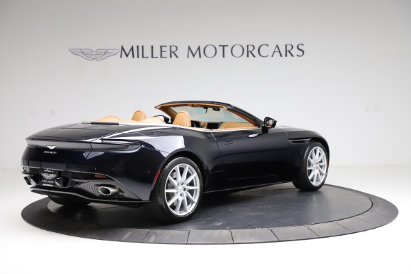New 2021 Aston Martin DB11 Volante for sale $265,186 at Maserati of Greenwich in Greenwich CT 06830 7