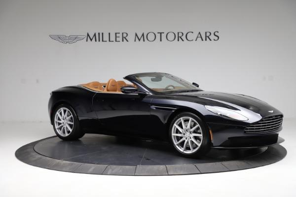 New 2021 Aston Martin DB11 Volante for sale $265,186 at Maserati of Greenwich in Greenwich CT 06830 9