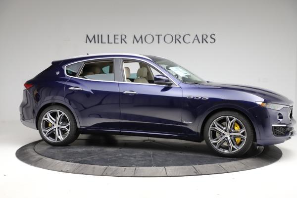 New 2021 Maserati Levante S Q4 GranLusso for sale $106,235 at Maserati of Greenwich in Greenwich CT 06830 10