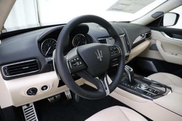 New 2021 Maserati Levante S Q4 GranLusso for sale $106,235 at Maserati of Greenwich in Greenwich CT 06830 16