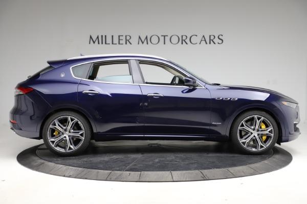 New 2021 Maserati Levante S Q4 GranLusso for sale $106,235 at Maserati of Greenwich in Greenwich CT 06830 9