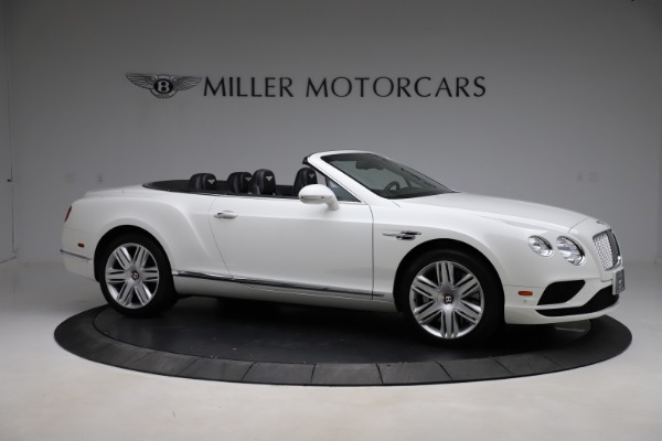 Used 2016 Bentley Continental GT V8 for sale $149,900 at Maserati of Greenwich in Greenwich CT 06830 10