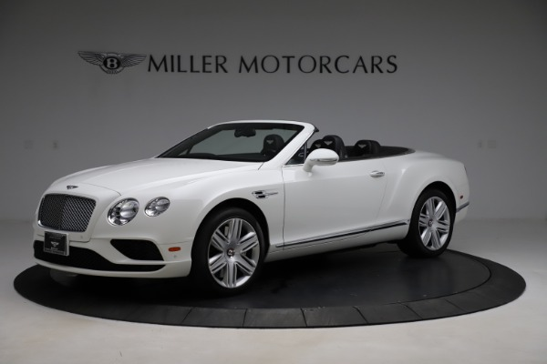 Used 2016 Bentley Continental GT V8 for sale $149,900 at Maserati of Greenwich in Greenwich CT 06830 2