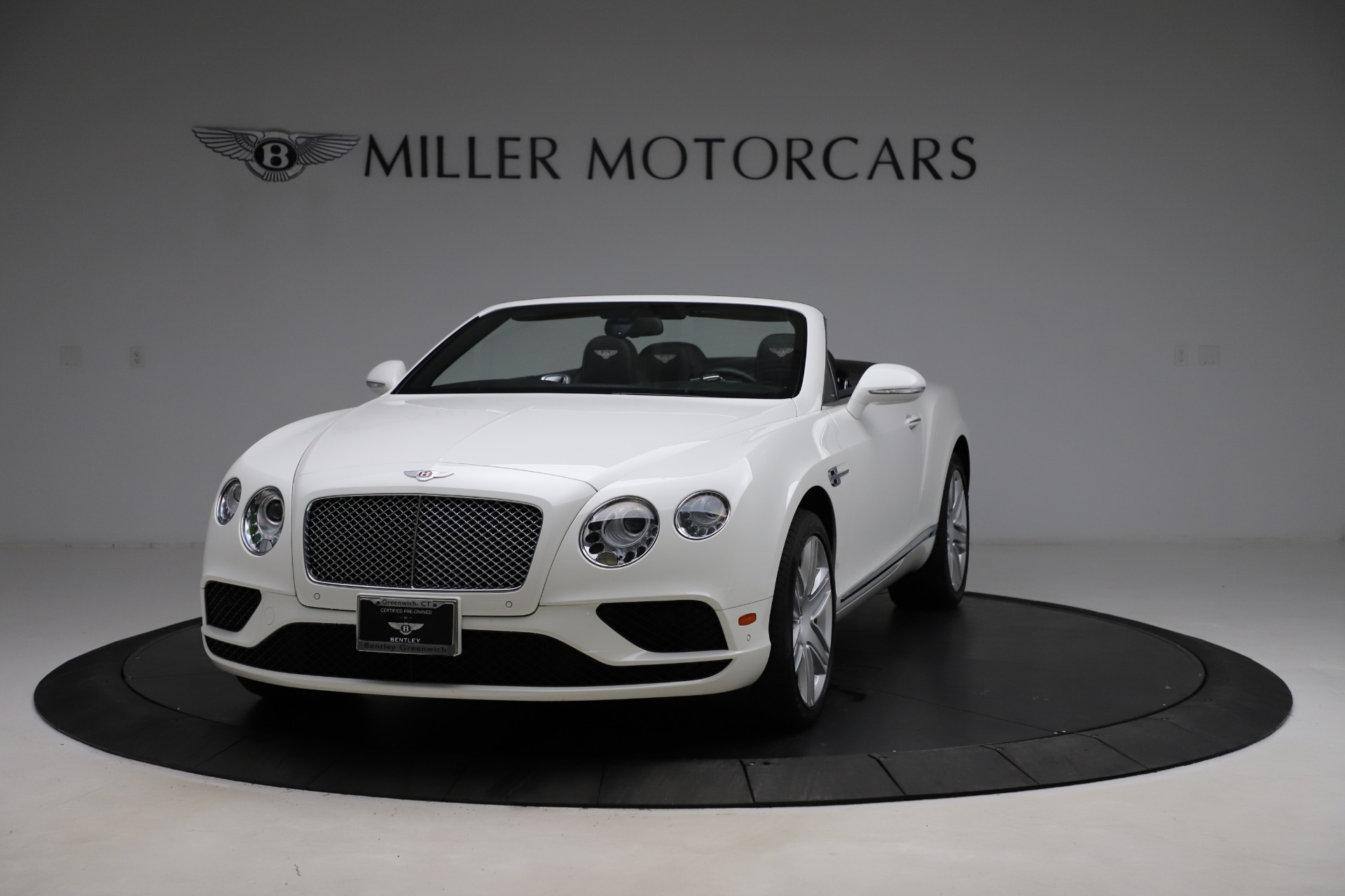 Used 2016 Bentley Continental GT V8 for sale $149,900 at Maserati of Greenwich in Greenwich CT 06830 1