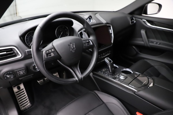 New 2021 Maserati Ghibli S Q4 GranSport for sale $98,125 at Maserati of Greenwich in Greenwich CT 06830 13
