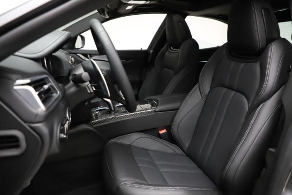 New 2021 Maserati Ghibli S Q4 GranSport for sale $98,125 at Maserati of Greenwich in Greenwich CT 06830 15