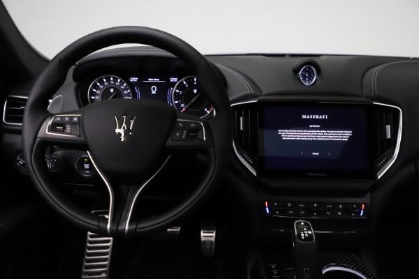 New 2021 Maserati Ghibli S Q4 GranSport for sale $98,125 at Maserati of Greenwich in Greenwich CT 06830 16