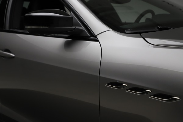 New 2021 Maserati Ghibli S Q4 GranSport for sale $98,125 at Maserati of Greenwich in Greenwich CT 06830 26