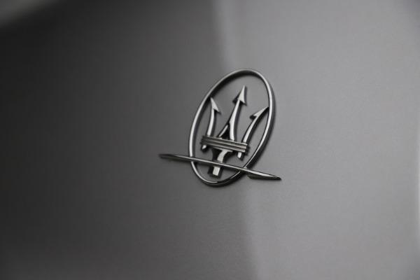 New 2021 Maserati Ghibli S Q4 GranSport for sale $98,125 at Maserati of Greenwich in Greenwich CT 06830 27