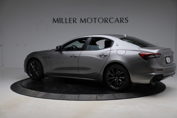 New 2021 Maserati Ghibli S Q4 GranSport for sale $98,125 at Maserati of Greenwich in Greenwich CT 06830 4