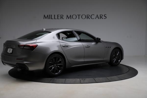 New 2021 Maserati Ghibli S Q4 GranSport for sale $98,125 at Maserati of Greenwich in Greenwich CT 06830 8