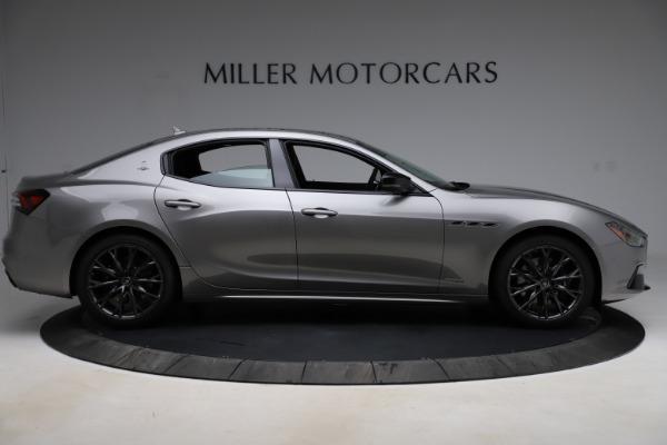 New 2021 Maserati Ghibli S Q4 GranSport for sale $98,125 at Maserati of Greenwich in Greenwich CT 06830 9