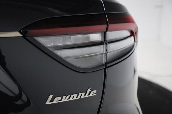 New 2021 Maserati Levante Trofeo for sale $155,035 at Maserati of Greenwich in Greenwich CT 06830 23