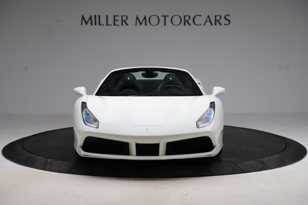 Used 2017 Ferrari 488 Spider for sale Call for price at Maserati of Greenwich in Greenwich CT 06830 12