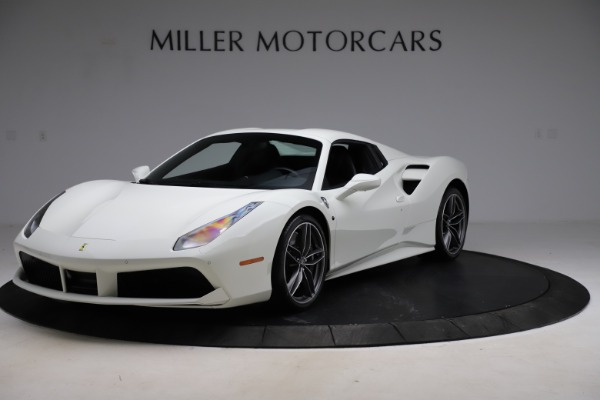 Used 2017 Ferrari 488 Spider for sale Call for price at Maserati of Greenwich in Greenwich CT 06830 13