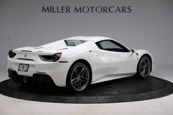 Used 2017 Ferrari 488 Spider for sale $284,900 at Maserati of Greenwich in Greenwich CT 06830 15