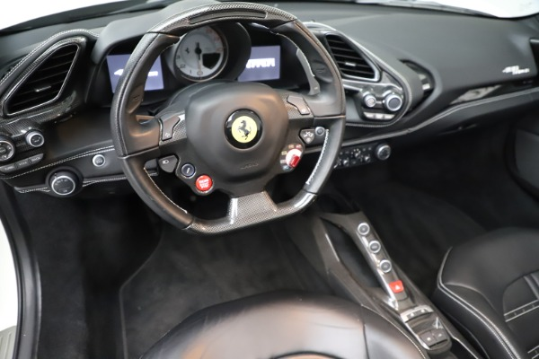 Used 2017 Ferrari 488 Spider for sale Call for price at Maserati of Greenwich in Greenwich CT 06830 24