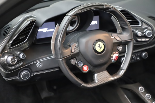 Used 2017 Ferrari 488 Spider for sale Call for price at Maserati of Greenwich in Greenwich CT 06830 26