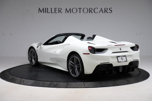 Used 2017 Ferrari 488 Spider for sale $284,900 at Maserati of Greenwich in Greenwich CT 06830 5