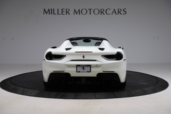 Used 2017 Ferrari 488 Spider for sale $284,900 at Maserati of Greenwich in Greenwich CT 06830 6