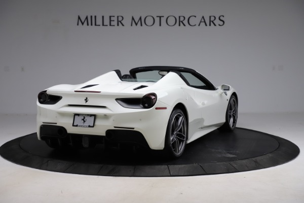 Used 2017 Ferrari 488 Spider for sale $284,900 at Maserati of Greenwich in Greenwich CT 06830 7