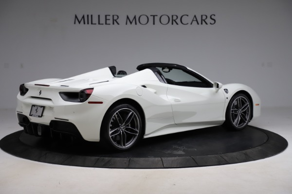Used 2017 Ferrari 488 Spider for sale Call for price at Maserati of Greenwich in Greenwich CT 06830 8