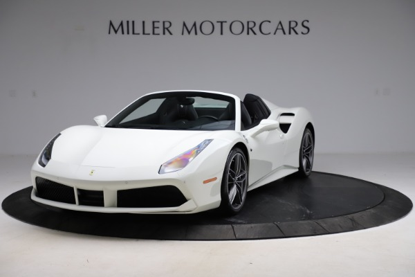 Used 2017 Ferrari 488 Spider for sale $284,900 at Maserati of Greenwich in Greenwich CT 06830 1