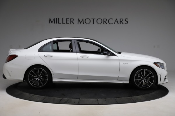 Used 2019 Mercedes-Benz C-Class AMG C 43 for sale Call for price at Maserati of Greenwich in Greenwich CT 06830 10