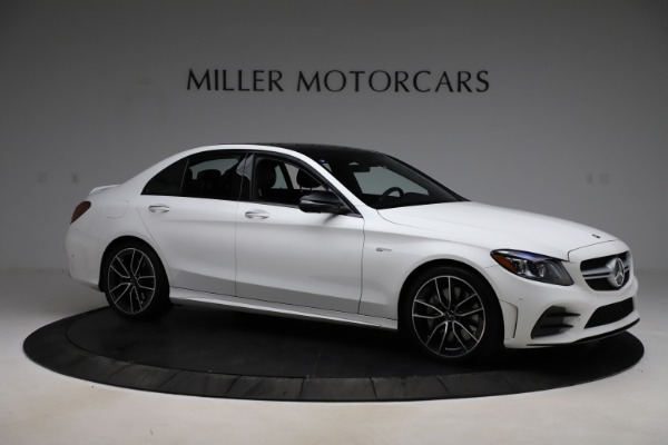 Used 2019 Mercedes-Benz C-Class AMG C 43 for sale Call for price at Maserati of Greenwich in Greenwich CT 06830 11