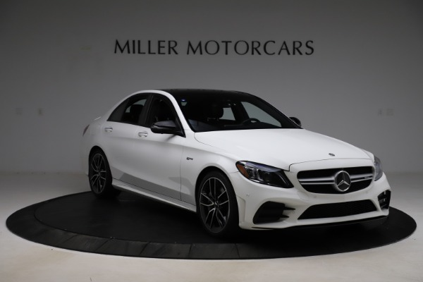 Used 2019 Mercedes-Benz C-Class AMG C 43 for sale Call for price at Maserati of Greenwich in Greenwich CT 06830 12
