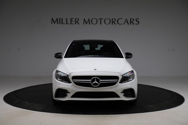 Used 2019 Mercedes-Benz C-Class AMG C 43 for sale Call for price at Maserati of Greenwich in Greenwich CT 06830 13