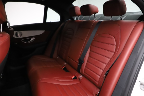 Used 2019 Mercedes-Benz C-Class AMG C 43 for sale Call for price at Maserati of Greenwich in Greenwich CT 06830 21
