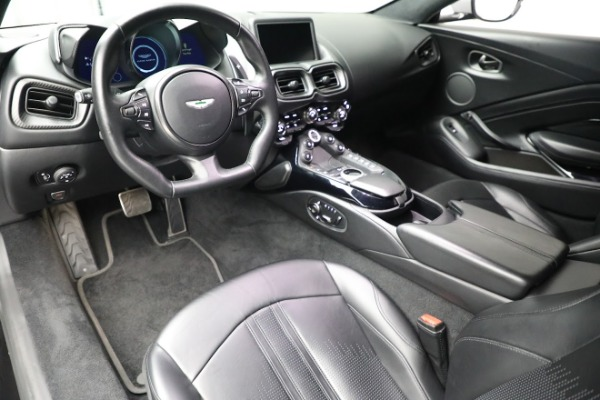 Used 2019 Aston Martin Vantage Coupe for sale $129,900 at Maserati of Greenwich in Greenwich CT 06830 13