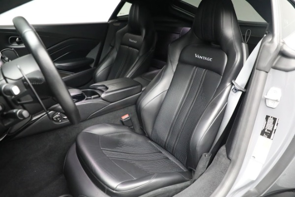 Used 2019 Aston Martin Vantage for sale $129,900 at Maserati of Greenwich in Greenwich CT 06830 15