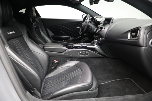 Used 2019 Aston Martin Vantage for sale $129,900 at Maserati of Greenwich in Greenwich CT 06830 17