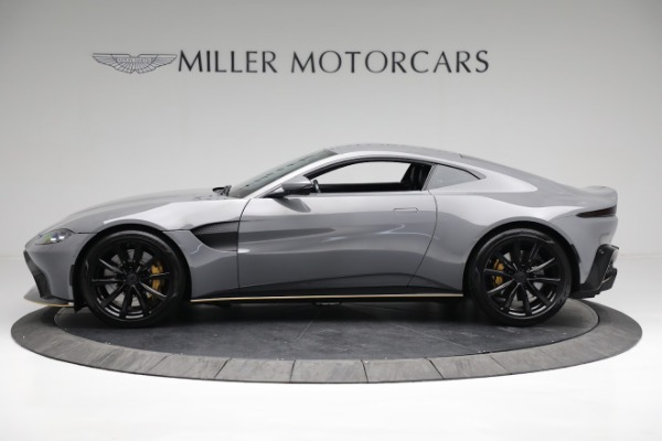 Used 2019 Aston Martin Vantage for sale $129,900 at Maserati of Greenwich in Greenwich CT 06830 2