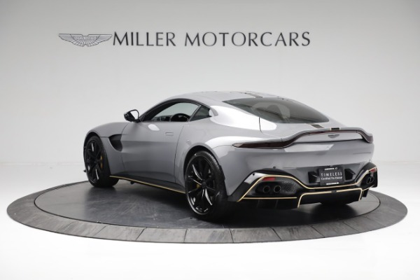 Used 2019 Aston Martin Vantage Coupe for sale $129,900 at Maserati of Greenwich in Greenwich CT 06830 4