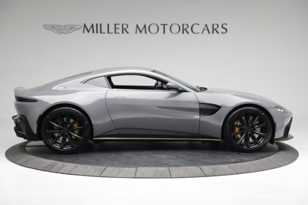 Used 2019 Aston Martin Vantage Coupe for sale $129,900 at Maserati of Greenwich in Greenwich CT 06830 8