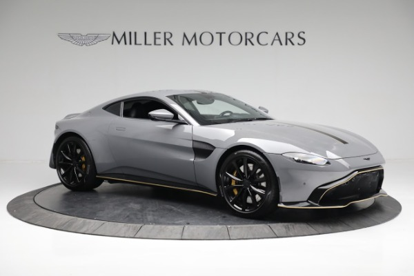 Used 2019 Aston Martin Vantage Coupe for sale $129,900 at Maserati of Greenwich in Greenwich CT 06830 9
