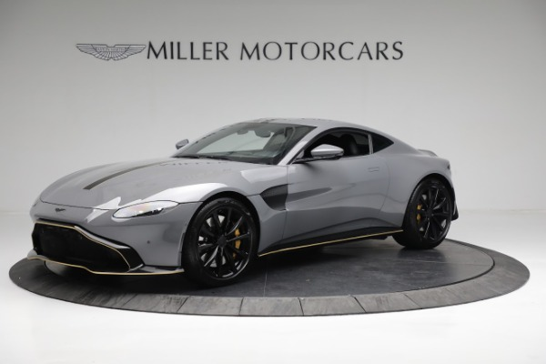 Used 2019 Aston Martin Vantage Coupe for sale $129,900 at Maserati of Greenwich in Greenwich CT 06830 1