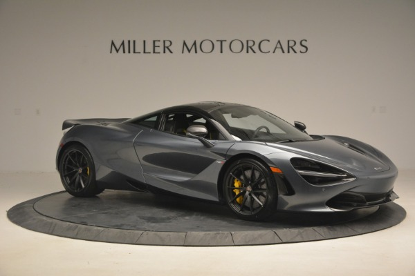 Used 2018 McLaren 720S Performance for sale $234,900 at Maserati of Greenwich in Greenwich CT 06830 10