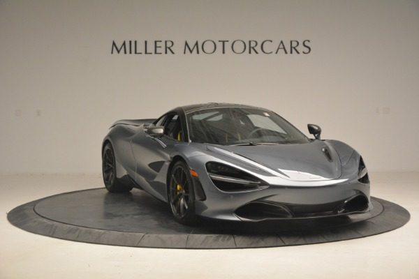 Used 2018 McLaren 720S Performance for sale $234,900 at Maserati of Greenwich in Greenwich CT 06830 11