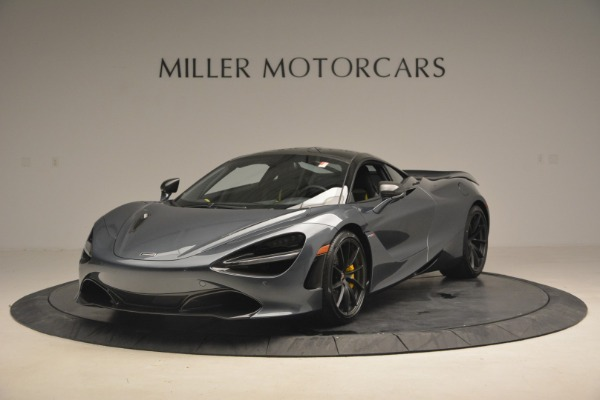 Used 2018 McLaren 720S Performance for sale $234,900 at Maserati of Greenwich in Greenwich CT 06830 2
