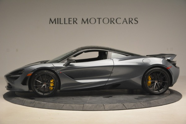 Used 2018 McLaren 720S Performance for sale $234,900 at Maserati of Greenwich in Greenwich CT 06830 3