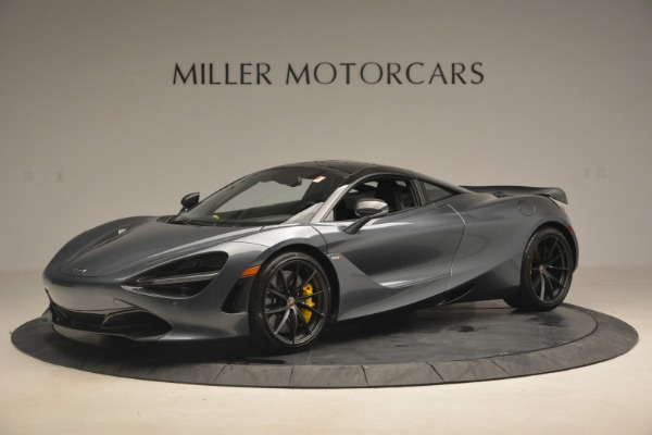 Used 2018 McLaren 720S Performance for sale $234,900 at Maserati of Greenwich in Greenwich CT 06830 1
