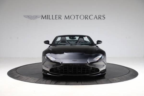 New 2021 Aston Martin Vantage Roadster for sale $189,186 at Maserati of Greenwich in Greenwich CT 06830 11